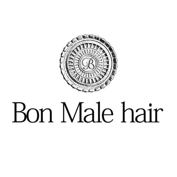 Bon Male hair