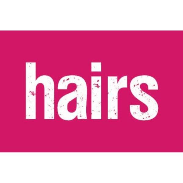 hairs 板宿店