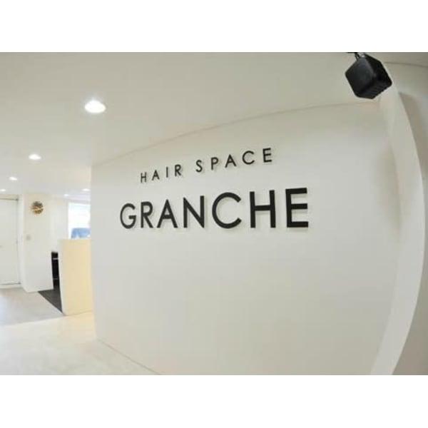 HAIR SPACE GRANCHE