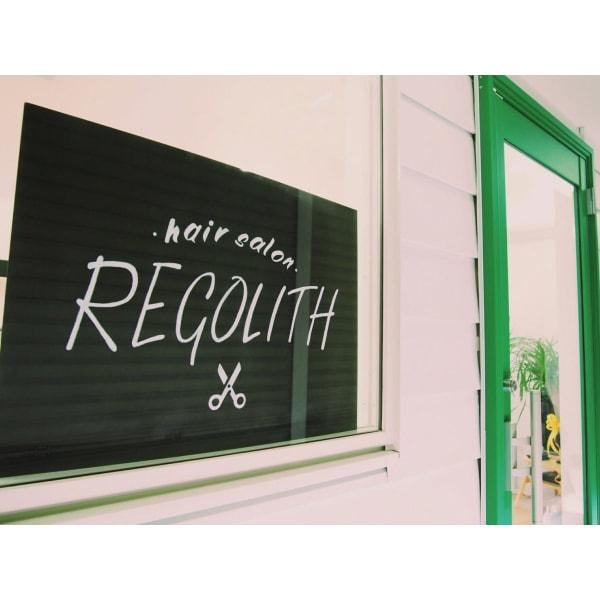 REGOLITH