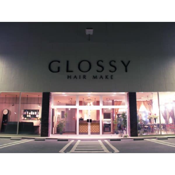HAIR MAKE GLOSSY