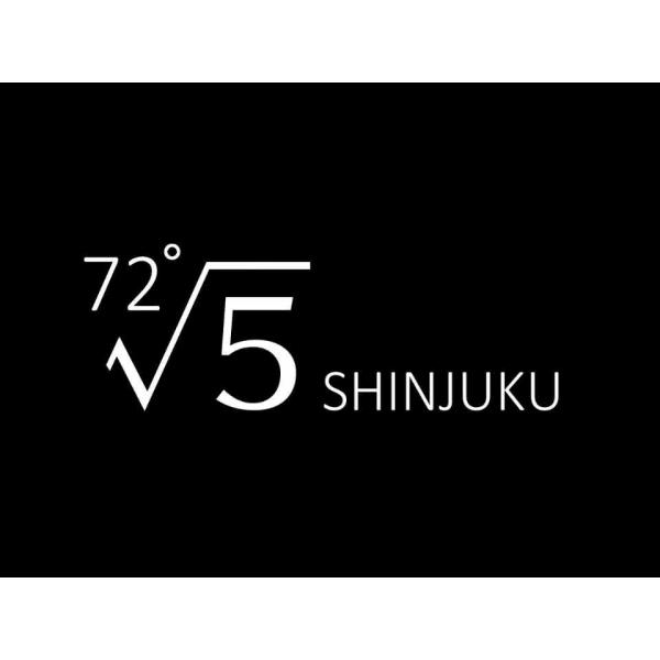 72°√5 SHINJUKU