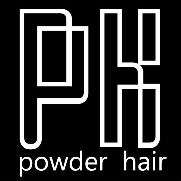 powder hair