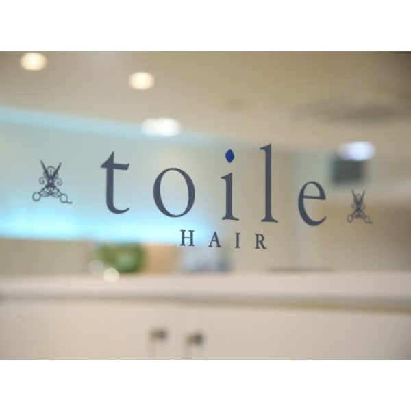 toile HAIR
