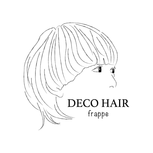 DECO HAIR *frappe*