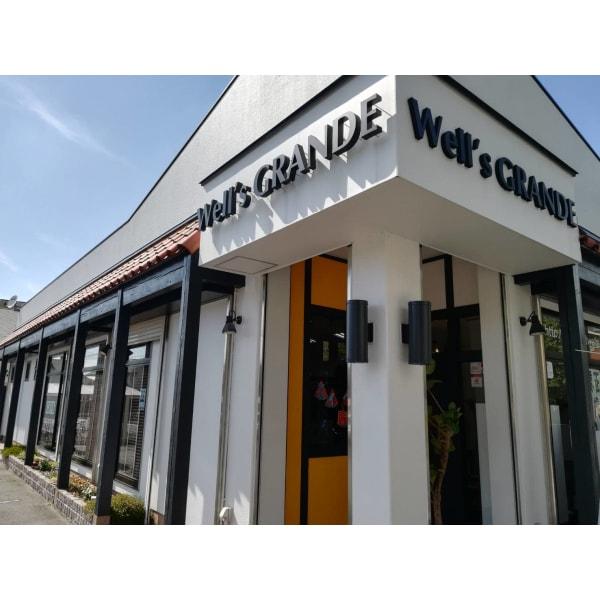 Well's GRANDE 天理店