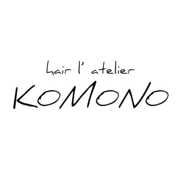 hair l'atelier KoMoNo