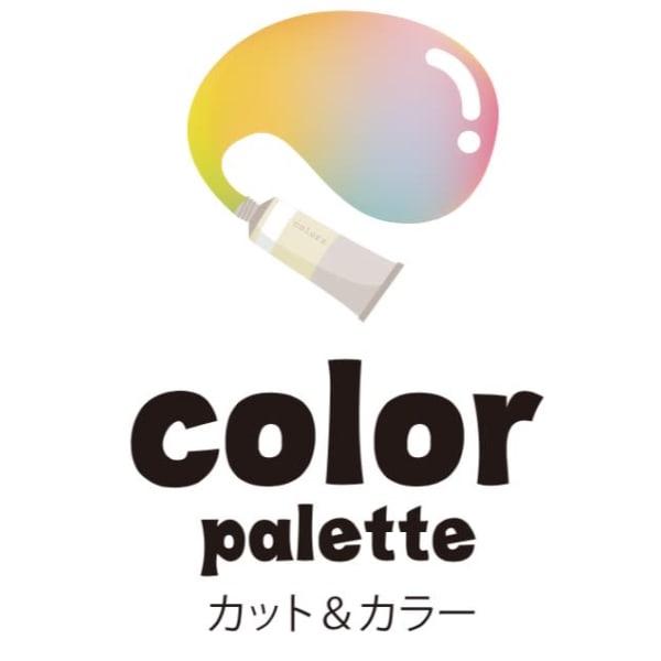 カラーパレット西多賀店