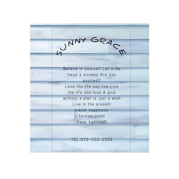 MODE K's SUNNY GRACE