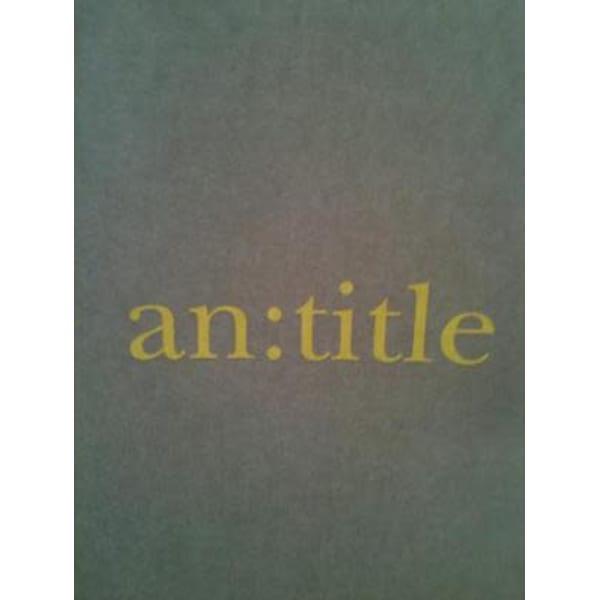 an:title