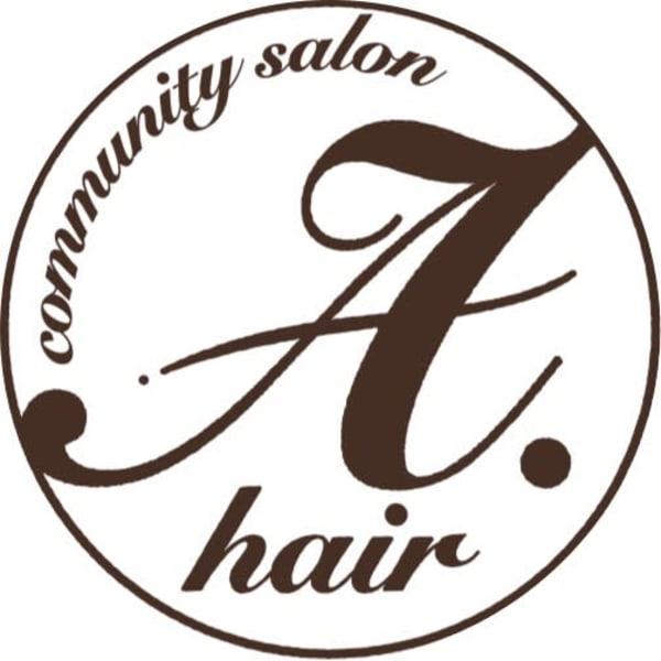 A.hair