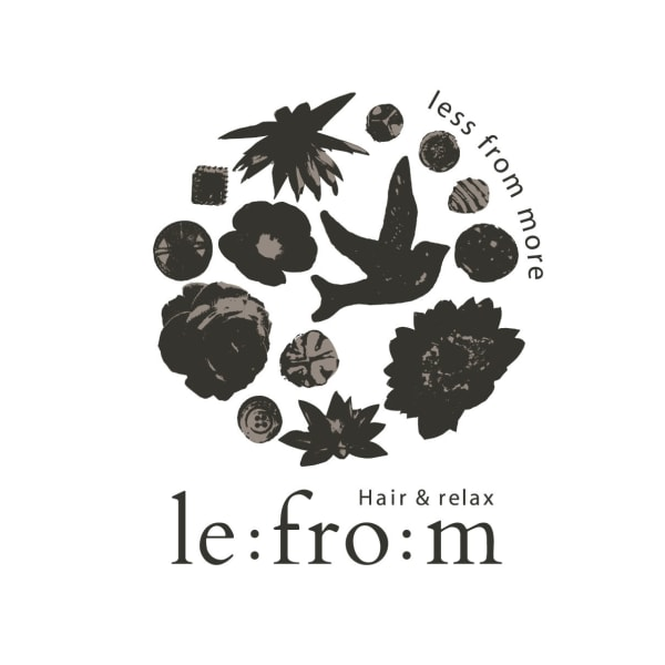le:fro:m 草加店