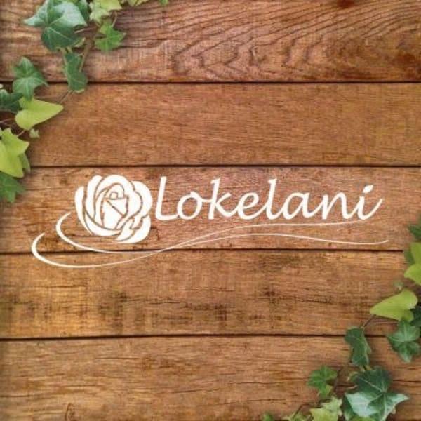Lokelani