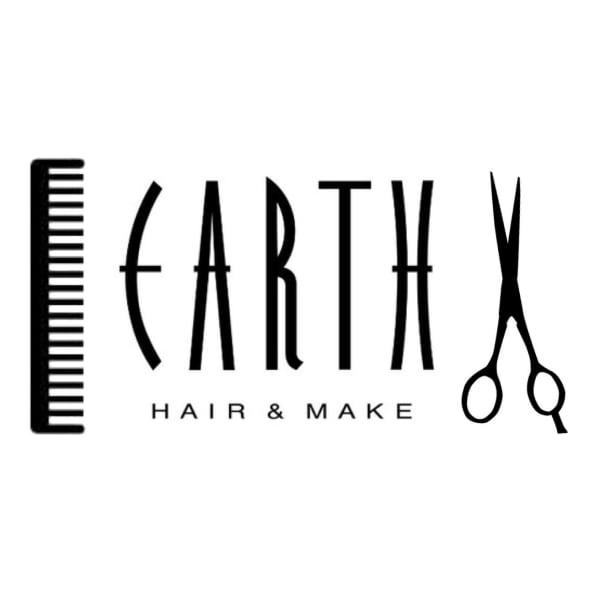 HAIR & MAKE EARTH 霧島国分店