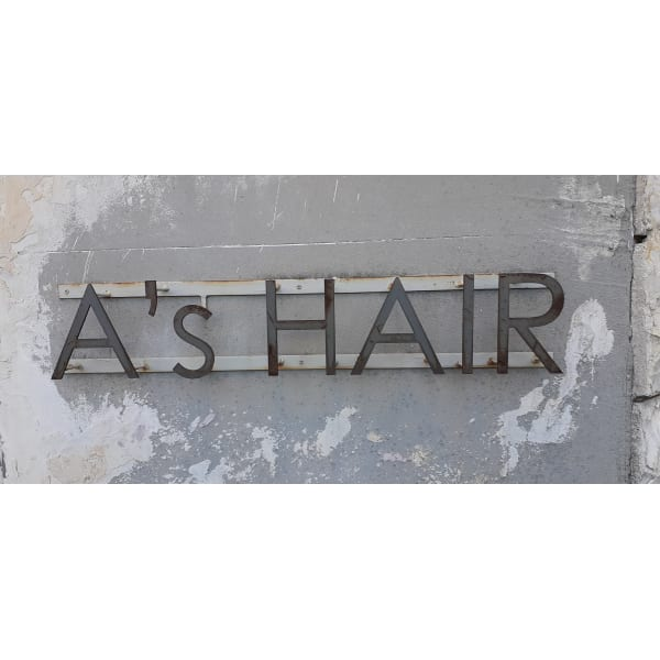 A's  HAIR 新小岩店
