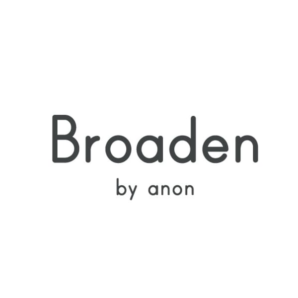 Broaden by anon