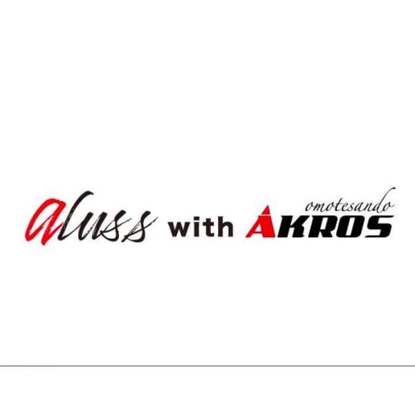 aluss with AKROS omotesando