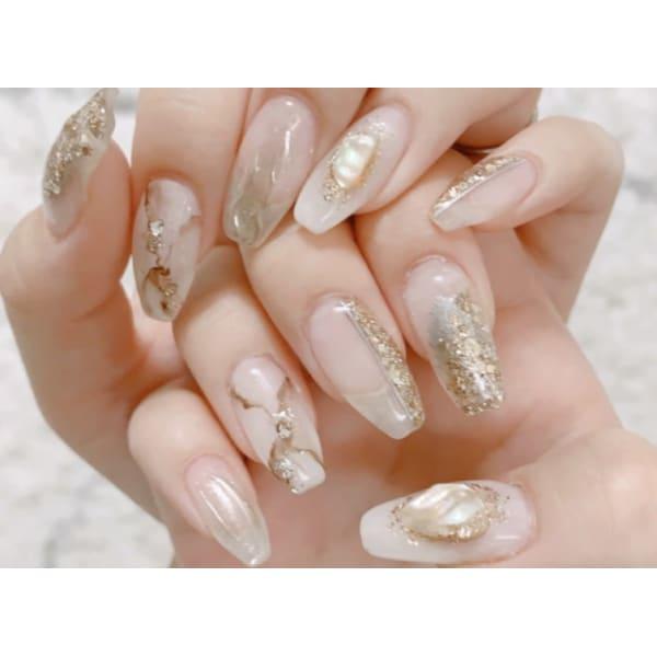 Redispe nail