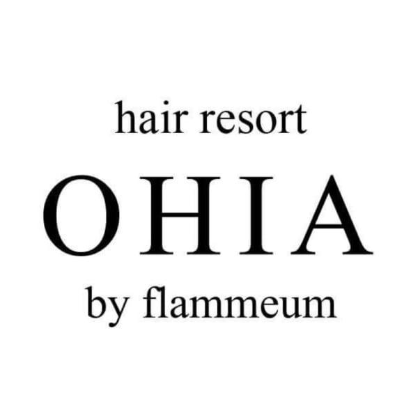 hair resort OHIA by flammeum