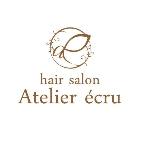 hair salon Atelier ecru