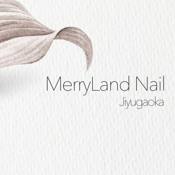 MerryLandNail自由が丘