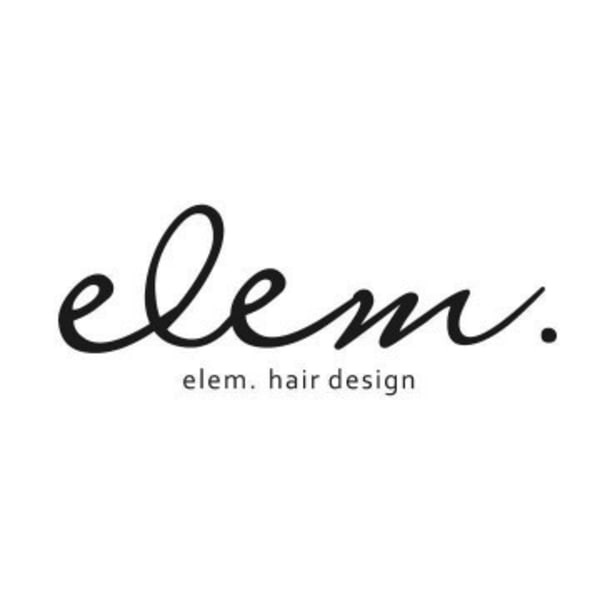 elem. balayage&gradation color