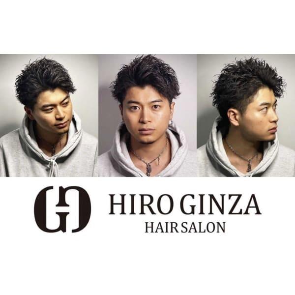 HIRO GINZA HAIR SALON 新橋 日比谷口店
