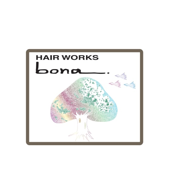 HAIR WORKS bona.前橋店