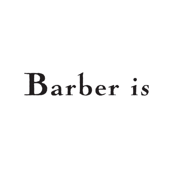 Barber is
