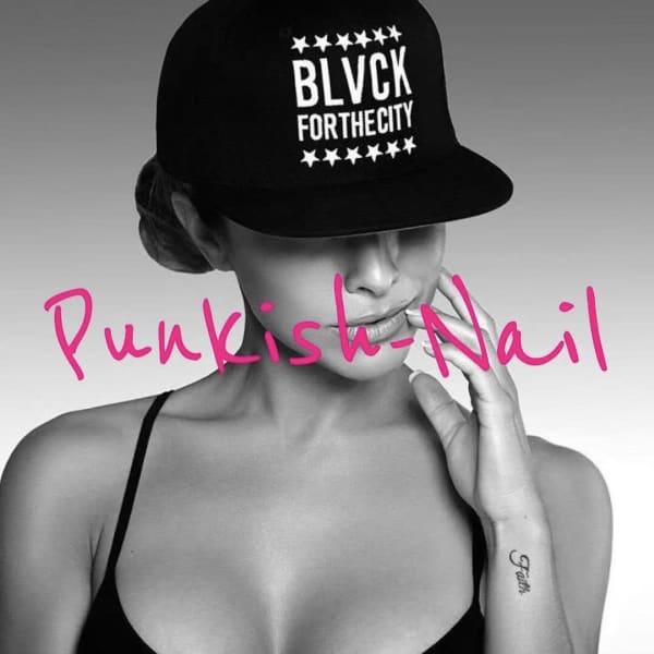 Punkish-Nail