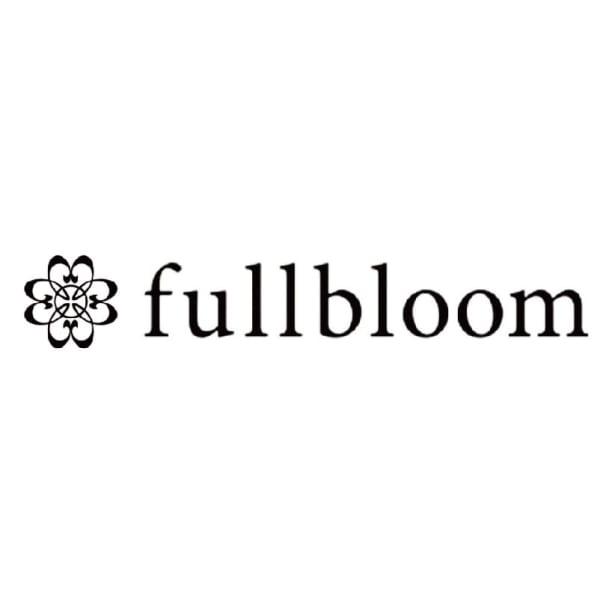 full bloom 髪質改善&ヘッドスパ