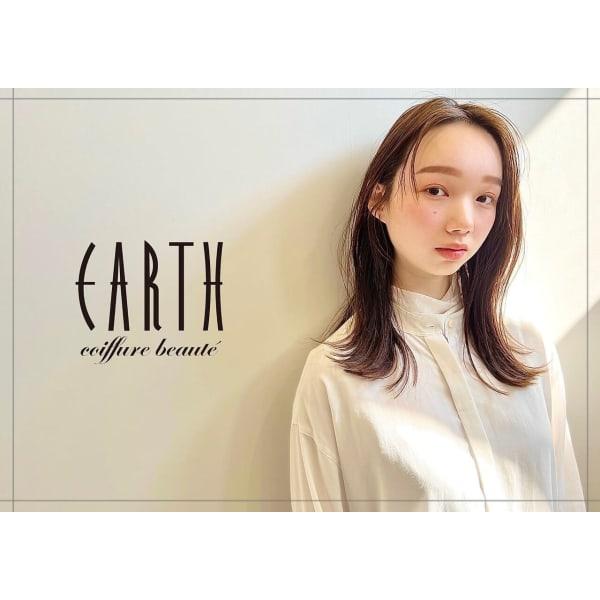 EARTH coiffure beauté 高岡店