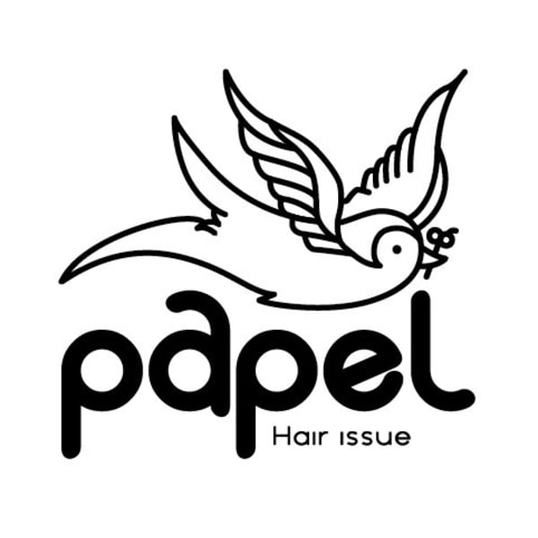 papel hair issue