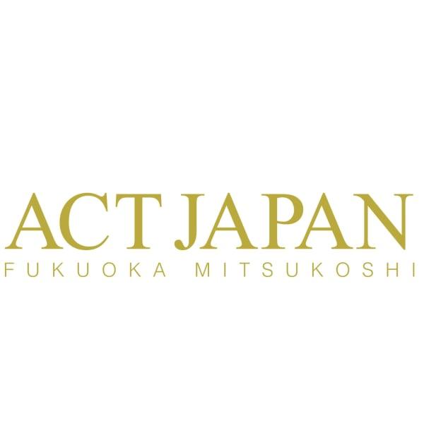 ACT JAPAN 福岡三越店