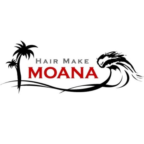 HAIR MAKE MOANA