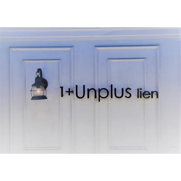 1+ Unplus lien
