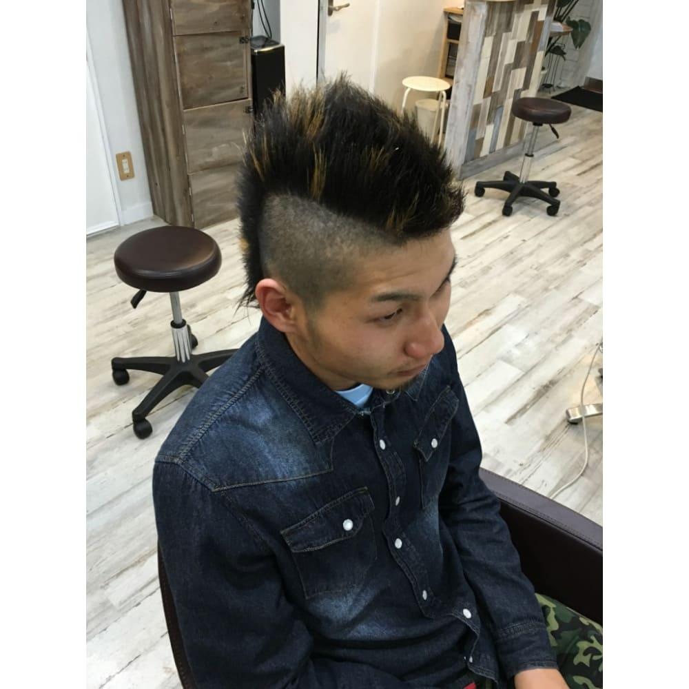 長渕 剛 髪型