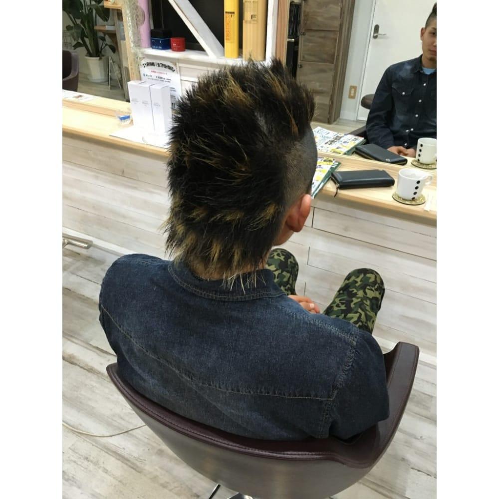 剛 髪型 長渕
