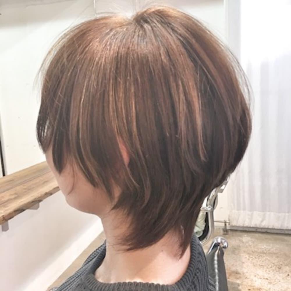 ウルフ ショート ボブ 【前髪なし×ショートヘア】のおすすめヘアカタログ16選♪|ショートヘアー