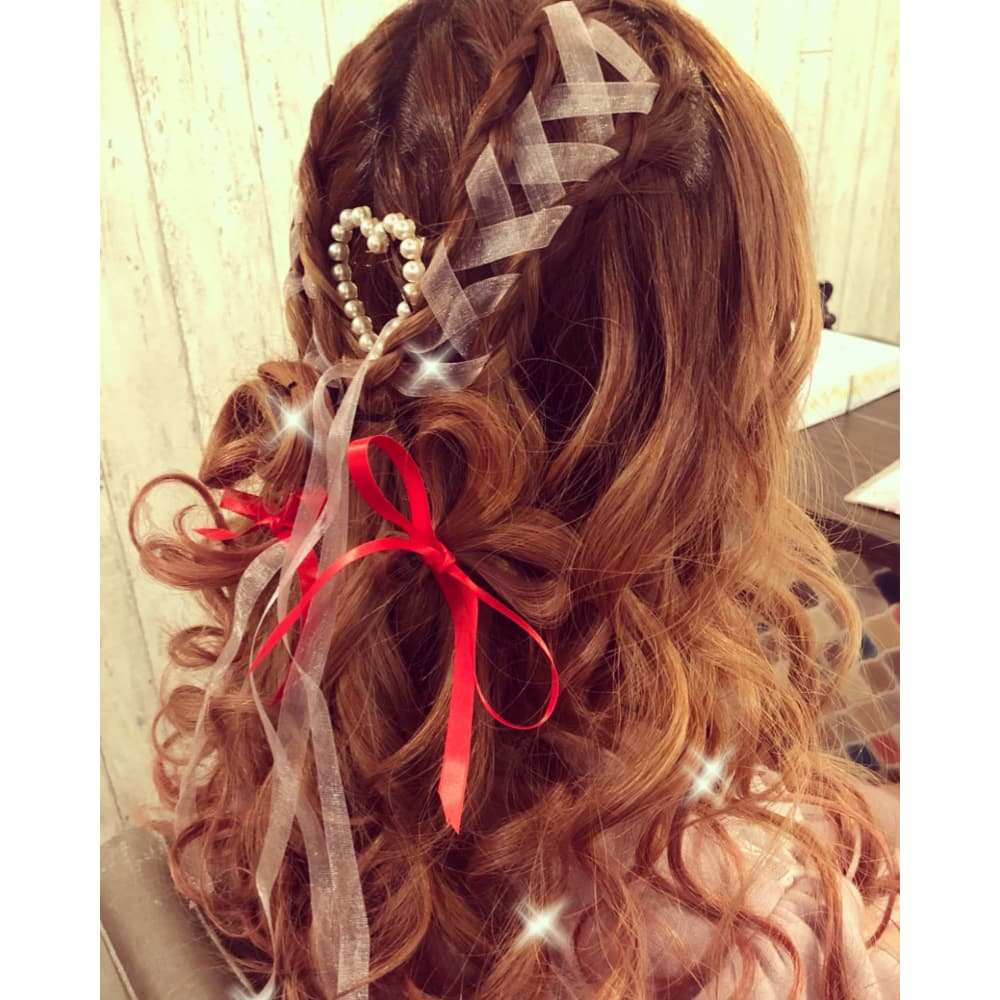 Hair Set Make Macaron 博多駅店 ヘアセットアンドメイクマカロン