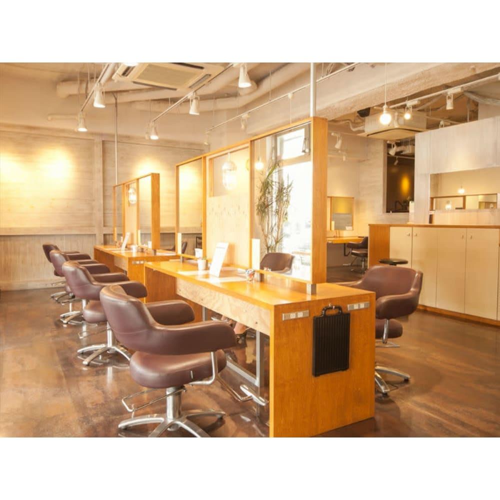 Salons Hair 野間店 サロンズヘア ノマテン の予約 サロン情報 美容