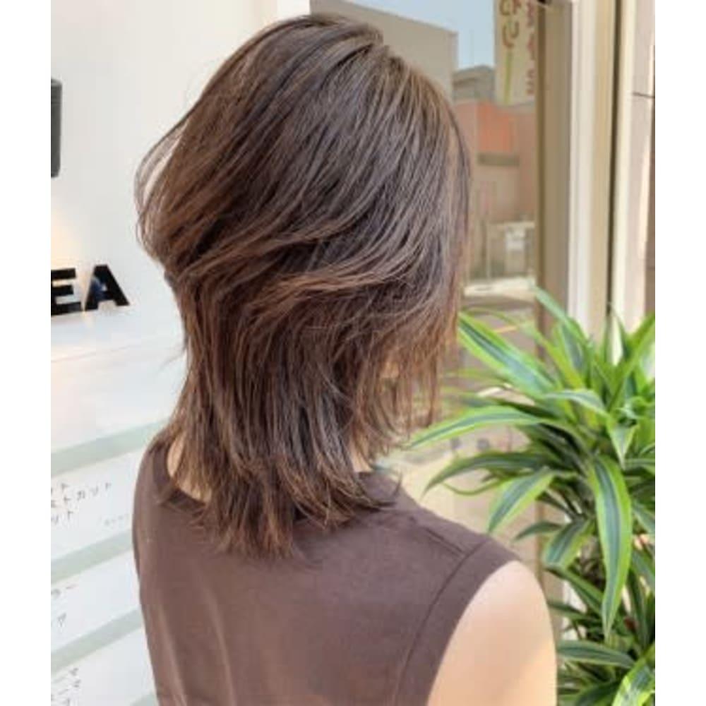 髪型 50 代