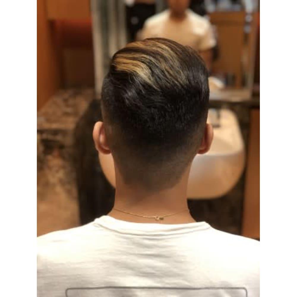 髪型 ポンパ
