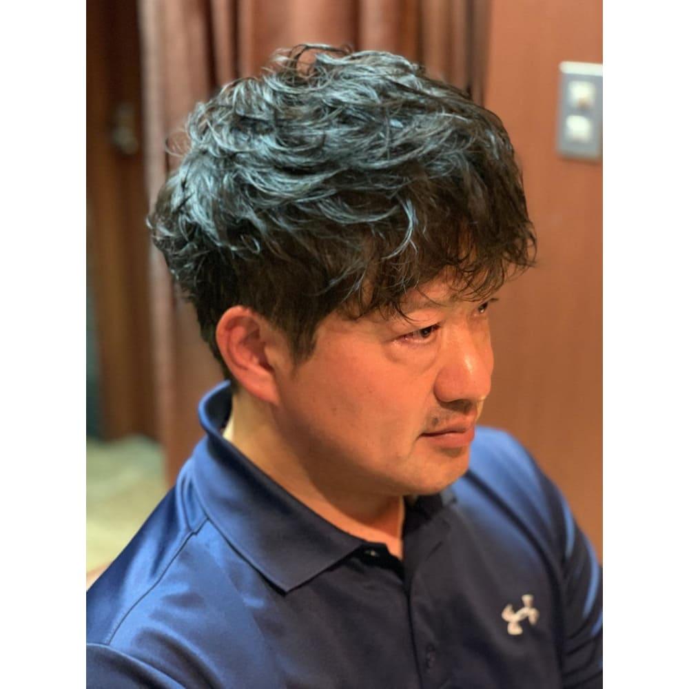 キムタク 髪型 メゾン 東京 グラン