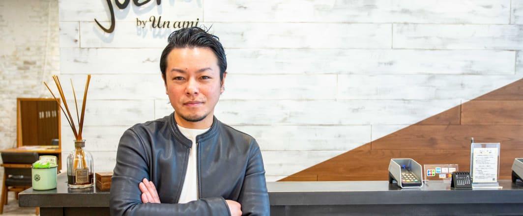 表参道・新宿の美容院『Un ami』小倉太郎さんインタビュー
