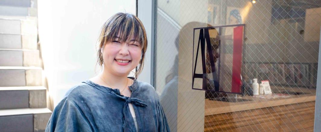 表参道の美容院『ANTI』CHIIさんインタビュー
