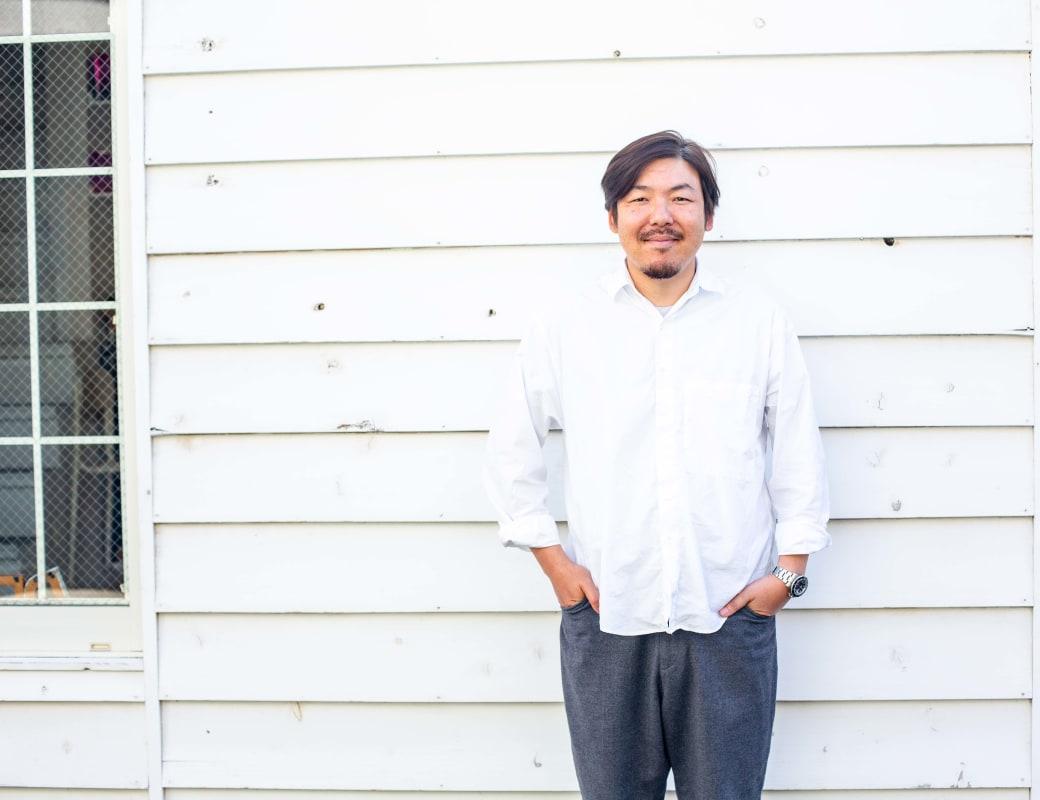 若いスタイリストの道を作る『depart(デパール)』近藤純也