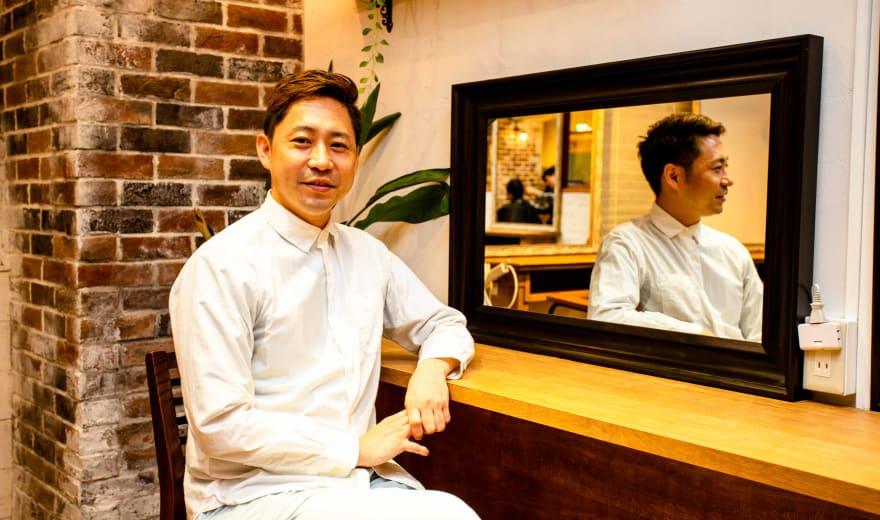池袋の美容院『sola by little』中山真樹さんインタビュー