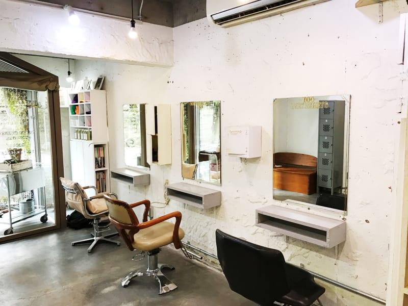 【KAZE(カゼ)】こだわりに溢れたアルチザン的美容院