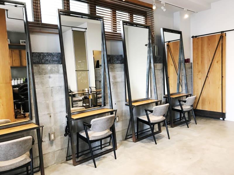 【NERO HAIRSALON(ネロ)】感度の高い人々が通う新進気鋭のおしゃれ美容院